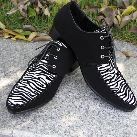夏季新款英伦男鞋皮鞋低帮前系带时尚潮流商务豆豆鞋