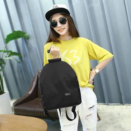 时尚休闲旅行背包2016新款韩版牛津布尼龙防水妈咪包双肩包女书包