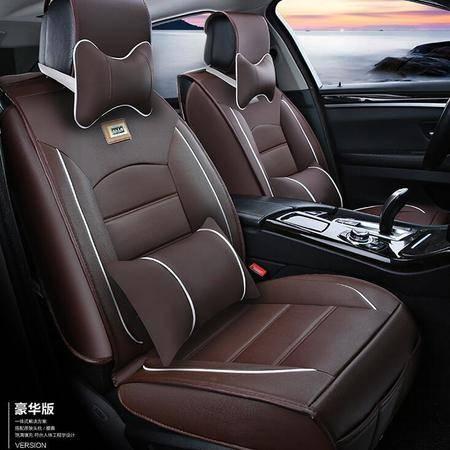 LSAY全皮3色汽车坐垫 新款热销座垫座套内饰用品