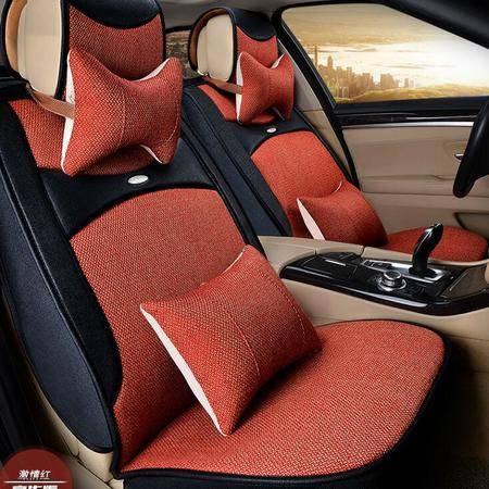 16四季YT夏季15B-8款四季垫汽车坐垫 新款高档座垫座套子饰品