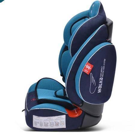 儿童安全座椅麒麟座9个月到12岁儿童汽车安全座椅