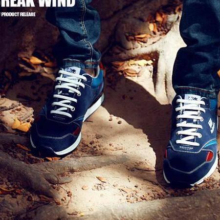 男鞋跑步鞋男士休闲鞋运动鞋男夏季韩版潮鞋低帮学生鞋子男