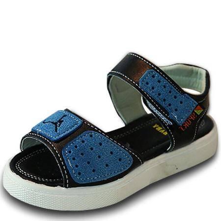 男童凉鞋休闲沙滩鞋儿童公主鞋女童鞋2016夏季儿童凉鞋潮