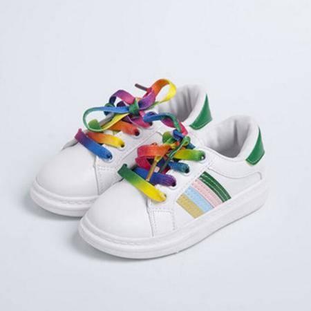 2016秋季新款儿童鞋男童鞋夏季潮小白鞋球鞋运动鞋女童休闲单鞋