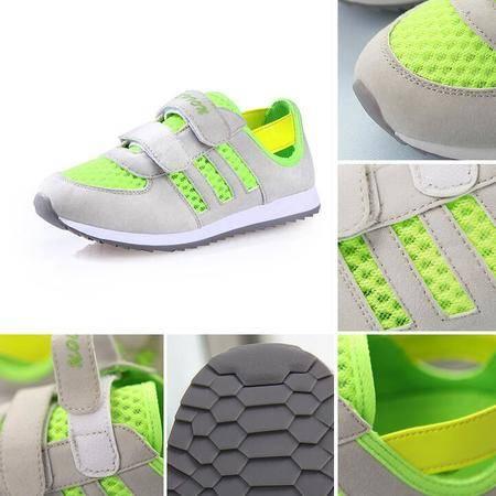 儿童网鞋男童鞋2016春夏季透气童鞋儿童运动鞋女童秋季网面