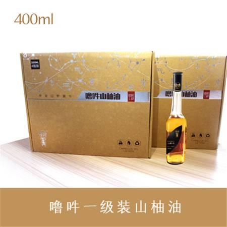 海南特产 噜吽老树一级山柚油400ML
