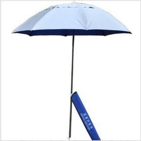 供应三折垂钓伞 钓鱼伞防紫外线 太阳伞 户外遮阳伞 送手拎包
