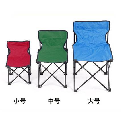 户外折叠椅 休闲椅 沙滩椅 钓鱼椅 批发大中小号