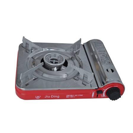 新款 不锈钢户外超迷你头炉 便携卡式炉烧烤炉 钓鱼野餐必备炉