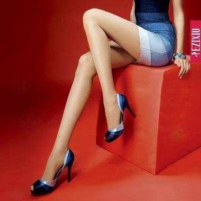 南极人丝袜正品踩脚丝袜 比基尼丝袜 T档性感 连裤丝袜 夏季超薄