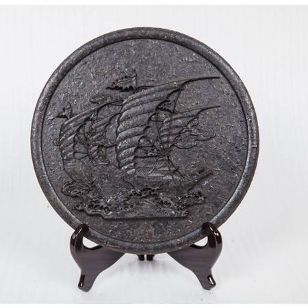 泉家人-武夷山大红袍茶饼3斤装
