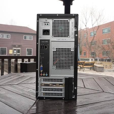 戴尔 Vostro 3905-R1638 商用台式电脑 A4-7300 500G 2G独显