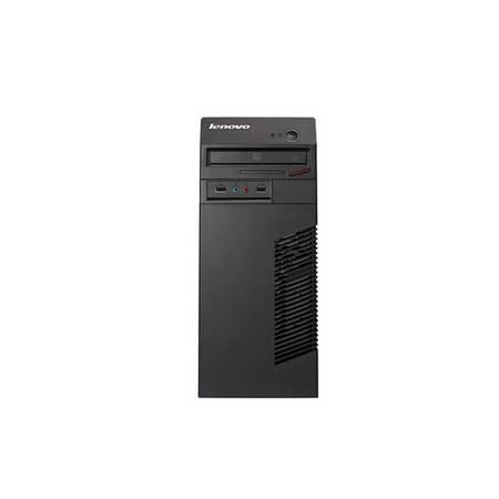 联想商用办公台式机电脑 带PCI 串口 启天 B4550 标配主机