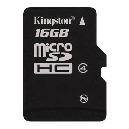 金士顿(Kingston)16GB Class4 TF(Micro SD)存储卡