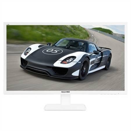长城(GreatWall)32CL88PDLIF/W 31.5英寸宽屏显示器 IPS广视角