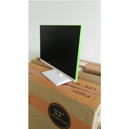 梦想家 MR238 23.6显示器24无边框超薄 IPS 红/绿 全国联保