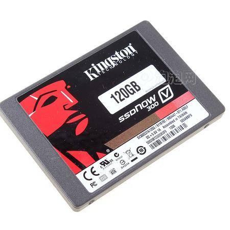 金士顿120G固态硬盘