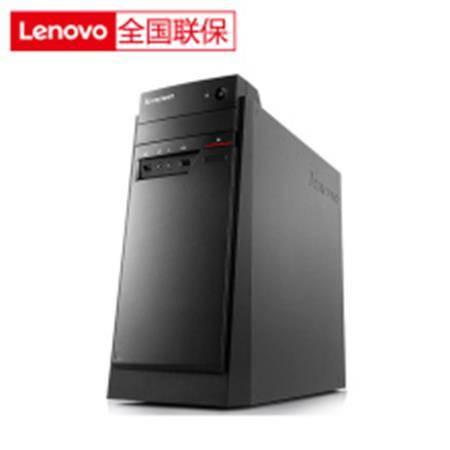 联想(Lenovo)商用办公台式机电脑 带PCI 串口 启天 B4650 标配主机(无显示器)