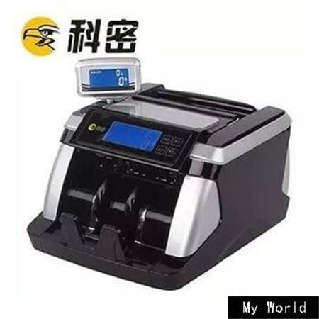 支持新版人人民币验钞机 科密点钞机 P918 B类验钞机 小型智能混点语音合计