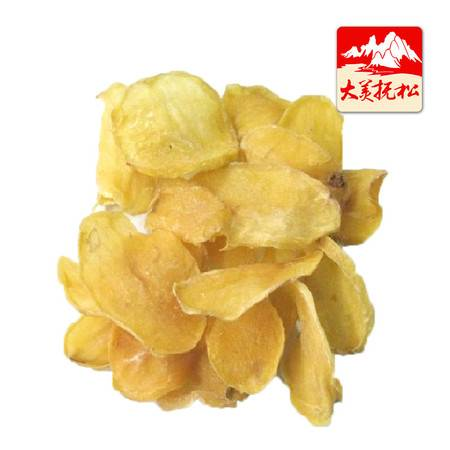 【大美抚松】长白山 手工晾晒自家种植太阳味道土豆干