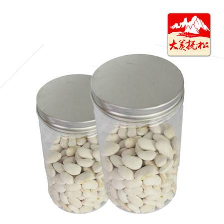 【大美抚松】长白山 自产甜糯大白豆