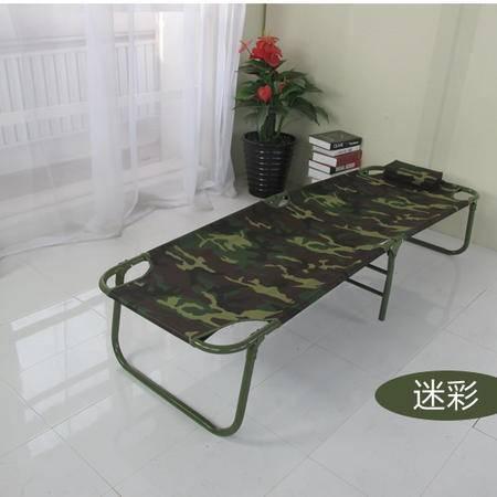 双层舒适折叠床户外行军床午休床陪护床