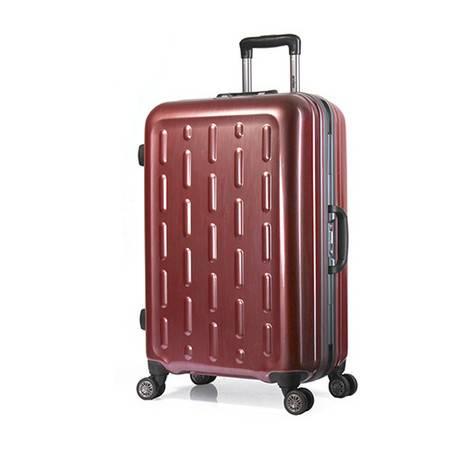 antler安特丽铝框拉杆箱商务行李箱万向轮28寸男女密码箱 A803