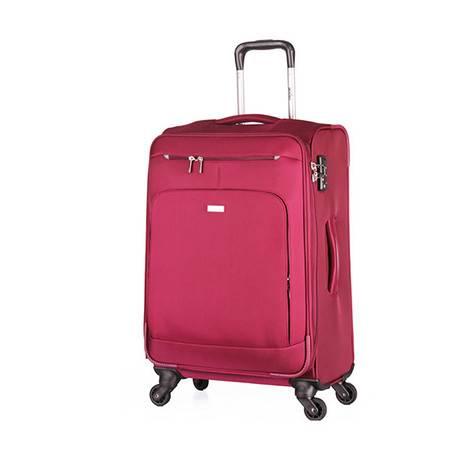 antler安特丽拉杆箱男女通用软箱出国托运箱20寸旅行箱 A810