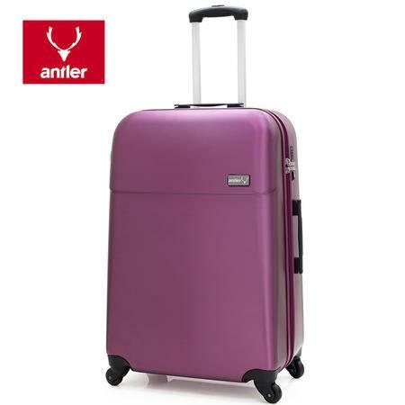 安特丽Antler拉杆箱男女行李箱万向轮旅行箱登机箱24寸