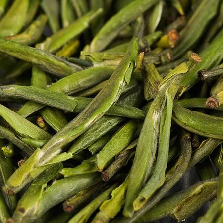 上林赋 明前开化龙顶 初见   采摘于3月13日 没有被霜冻过的春茶