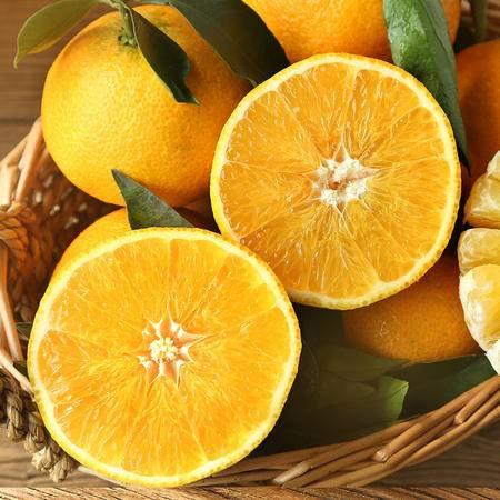 吉春 四川柑橘现摘新鲜橘子水果桔子5斤装蜜桔
