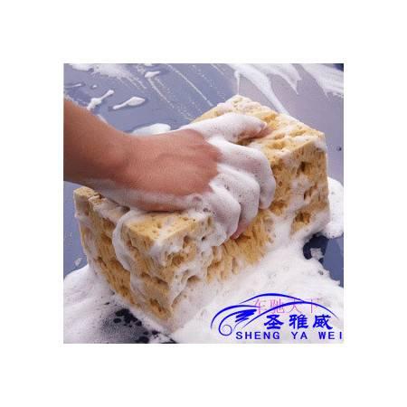 哥锐达 汽车用品超市汽车擦车海棉泡沫蜂窝式洗车用品 FWHM001