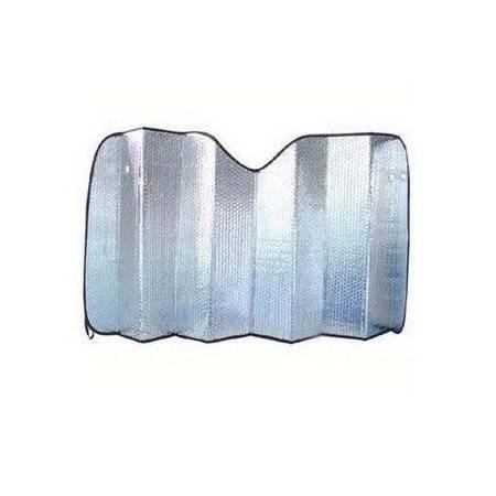 哥锐达 汽车夏季必备用品遮阳防晒车用前档银色遮阳档 QD001