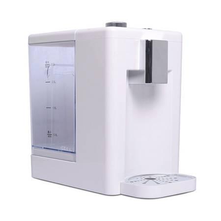家尚(taor)JS2818 饮水机 台式 快速开水机 开水壶 热水壶 开水瓶(白色)