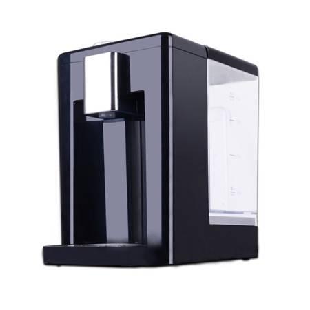 家尚(taor)JS2818 饮水机 台式 快速开水机 开水壶 热水壶 开水瓶(黑色)