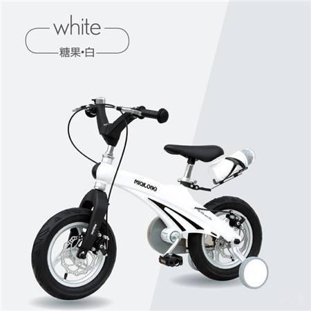 米奇龙 MIQILONG MQL-GN-12 儿童自行车 镁合金12英寸 男女宝宝童车山地车