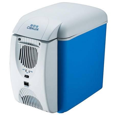 CIBAIJIA 慈百佳 CBJ-700B(单车载)7.5L车载冰箱 冷暖箱 迷你冰箱