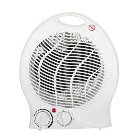 JASUN 佳星 NSB-200C 取暖器 暖风机(电热丝发热,二档功率调温 )