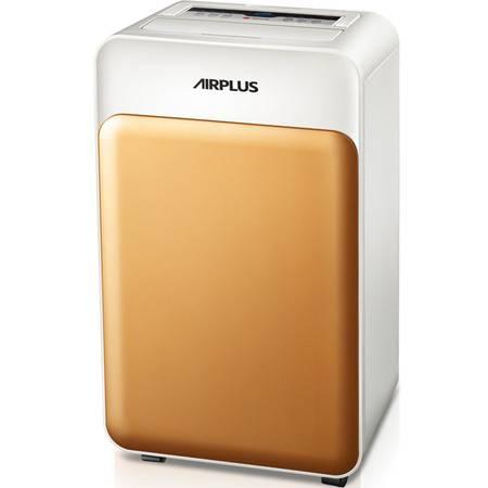 AIRPLUS 艾普莱斯 AP26-201EE  除湿机抽湿机除湿器防潮 干衣净化一体机金色