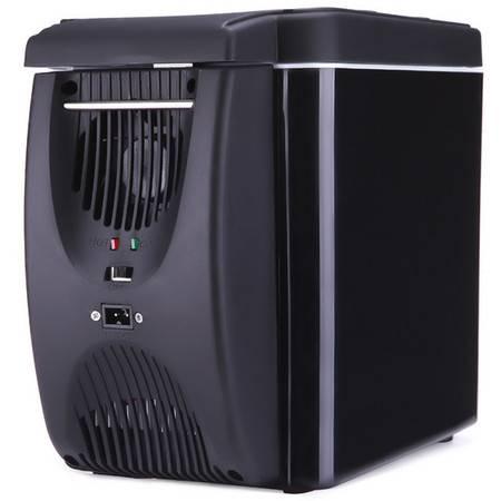 CIBAIJIA 慈百佳 CBJ-600  6L车家两用 车载冰箱 家用冷暖箱 小型冰箱 迷你冰箱