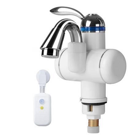 XINGHONG 兴泓 XH-3D 速热开水器 电热水龙头 小厨宝 白色 小弯型下进水(漏保款)