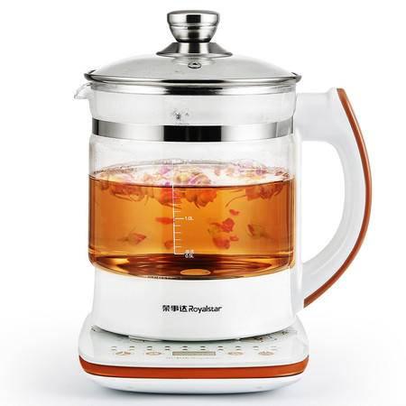 电水壶 荣事达YSH1823 智能触控养生壶 煎药壶 玻璃电水壶 多功能茶壶