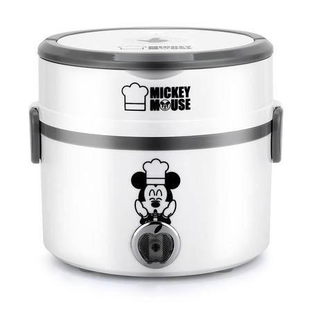 Royalstar/荣事达 DSN-FH01迪士尼电热饭盒迷你插电加热煮蒸饭器