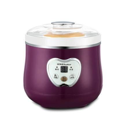 荣事达酸奶机RS-G168 酿酒机 全自动白瓷内胆 微电脑精确控制 恒温发热 一机多用 1L容量