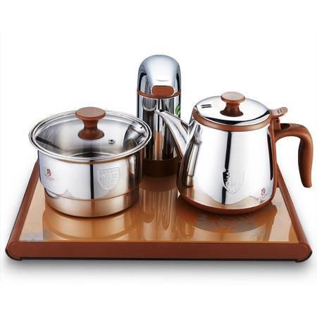 电水壶 荣事达电热水壶自动上水抽水器烧水壶电茶壶EGM10T