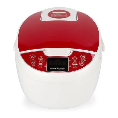 荣事达电饭锅RFB-S5008微智能电饭煲预约煮饭锅大容量家用煮饭锅
