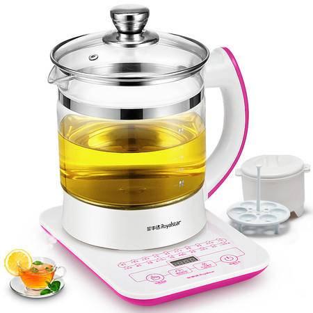 荣事达(Royalstar)YSH18Q1 1.8L触摸版多功能养生壶电水壶制酸奶煮蛋功能