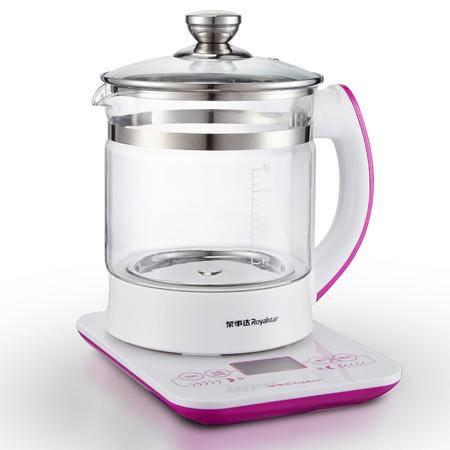 荣事达YSH1802 养生壶 加厚电玻璃自动分体电煎中药壶煮茶壶
