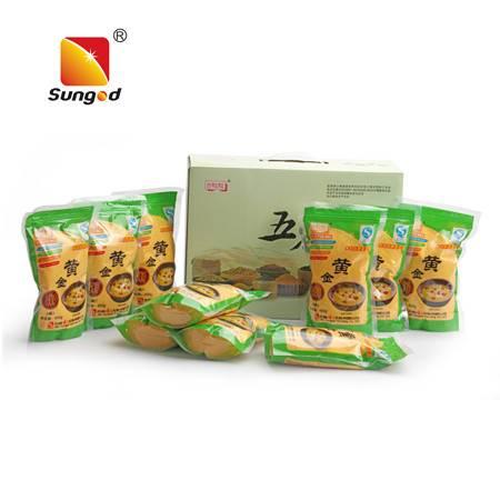 【四平馆】黄金粥米 400g*10袋/箱