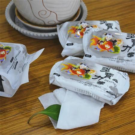 【上党馆】多宝力婴儿手口湿巾三联包10片*3包